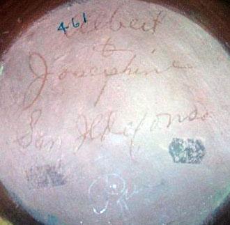 Maria Montoya Martinez Pottery